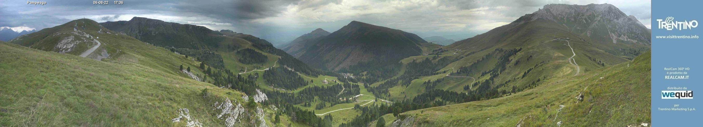 Webcam <br><span> panorama val di fiemme</span>